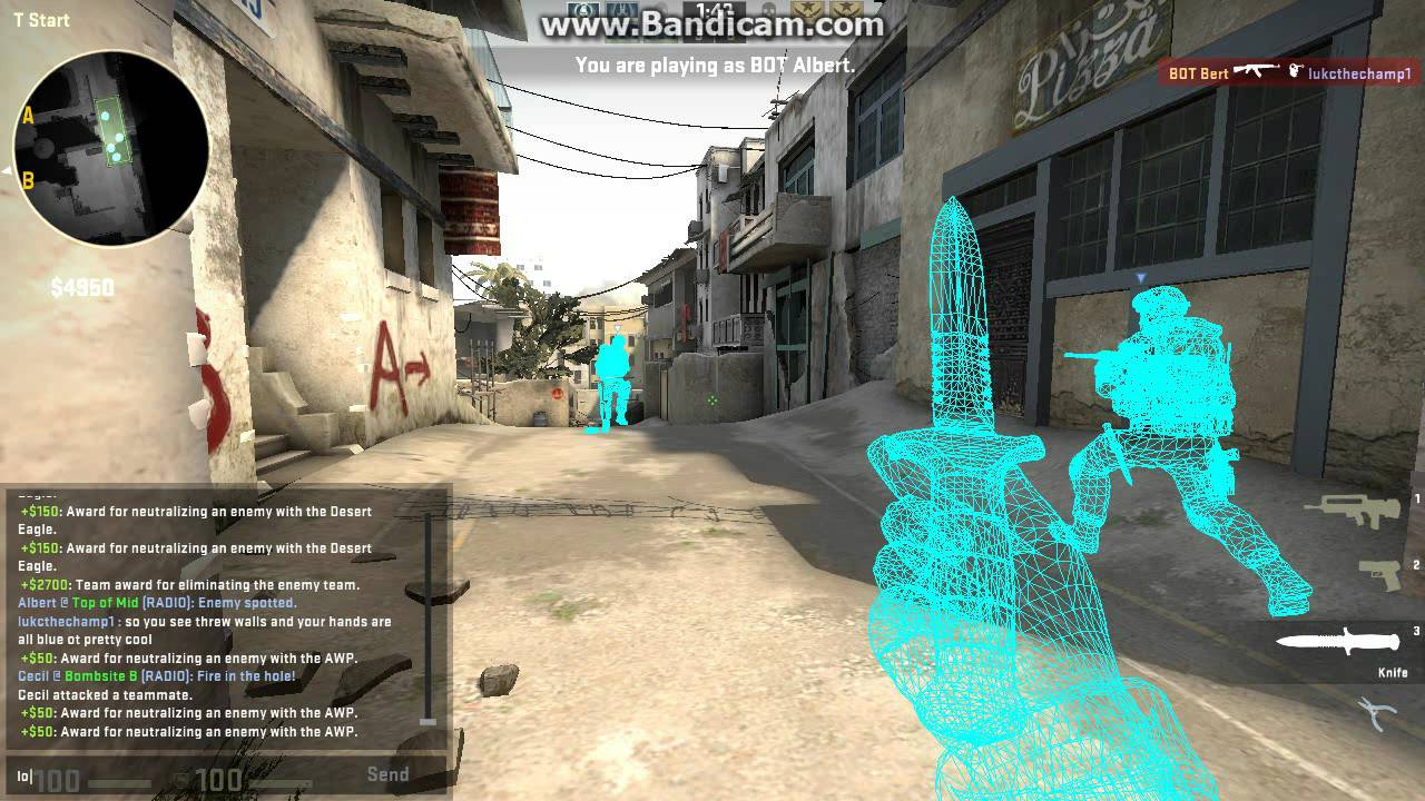 Take the reins of the battle with the CSGO Hacks