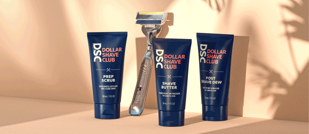 Don't be left in doubt about the quality of Dollar Shave Club products
